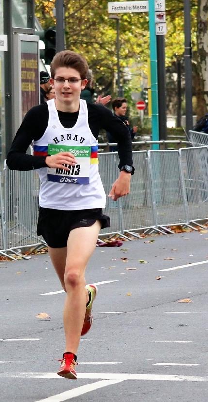 Doppelsieg für SSC beim Mini-Marathon