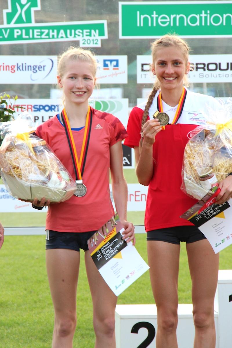 Lisa Oed gewinnt erneut Gold