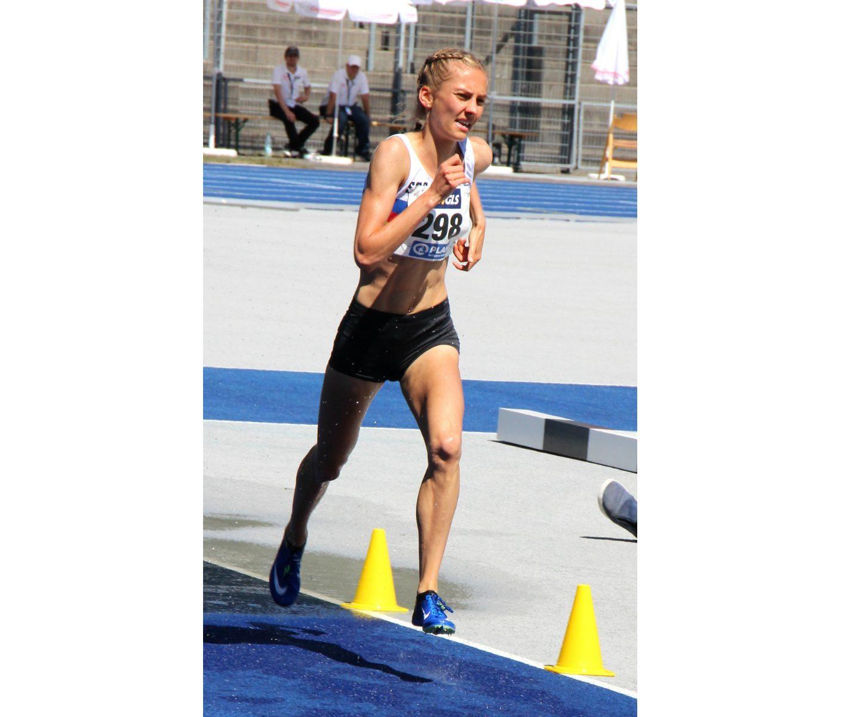 Lisa Oed hofft aufs Finale