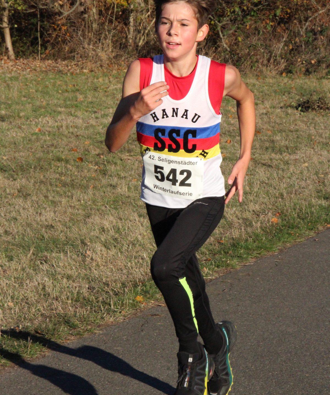Lisa Oed mit Streckenrekord im Trainingslauf