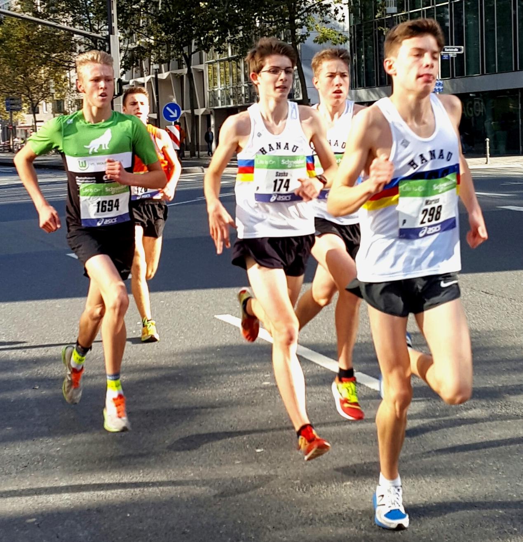 Vorschau für den Fünf- und Zehn-Kilometer-Straßenlauf am 9.9.2017