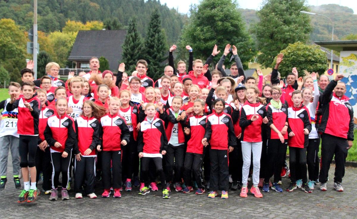 SSC-Marathonstaffeln mit Rekorden