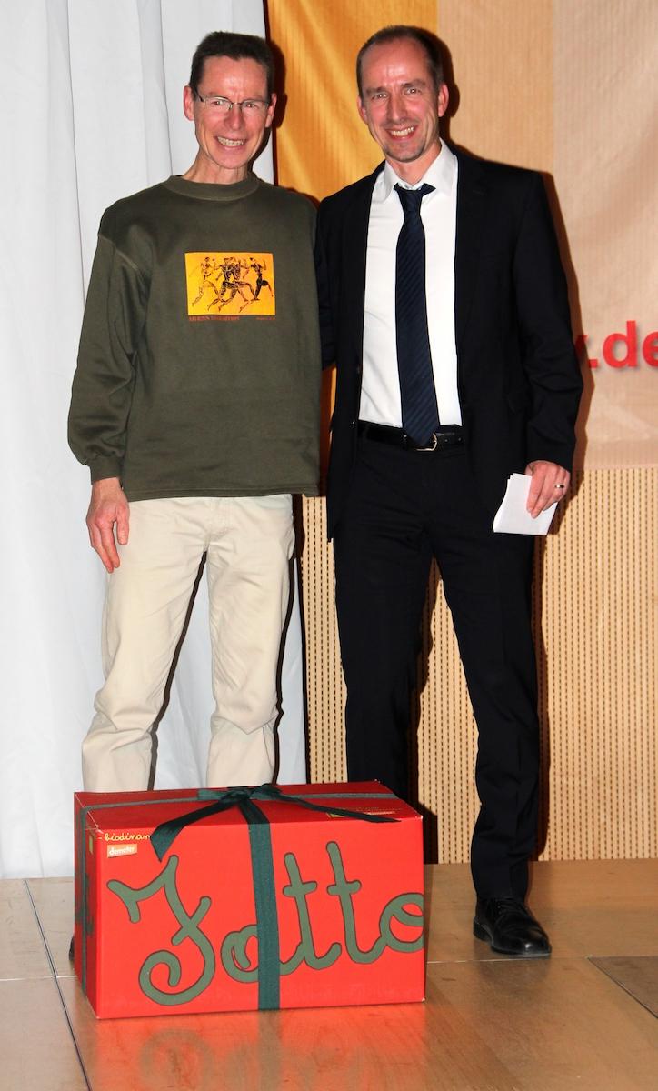 Sascha Arndt HLV-Nachwuchstrainer des Jahres