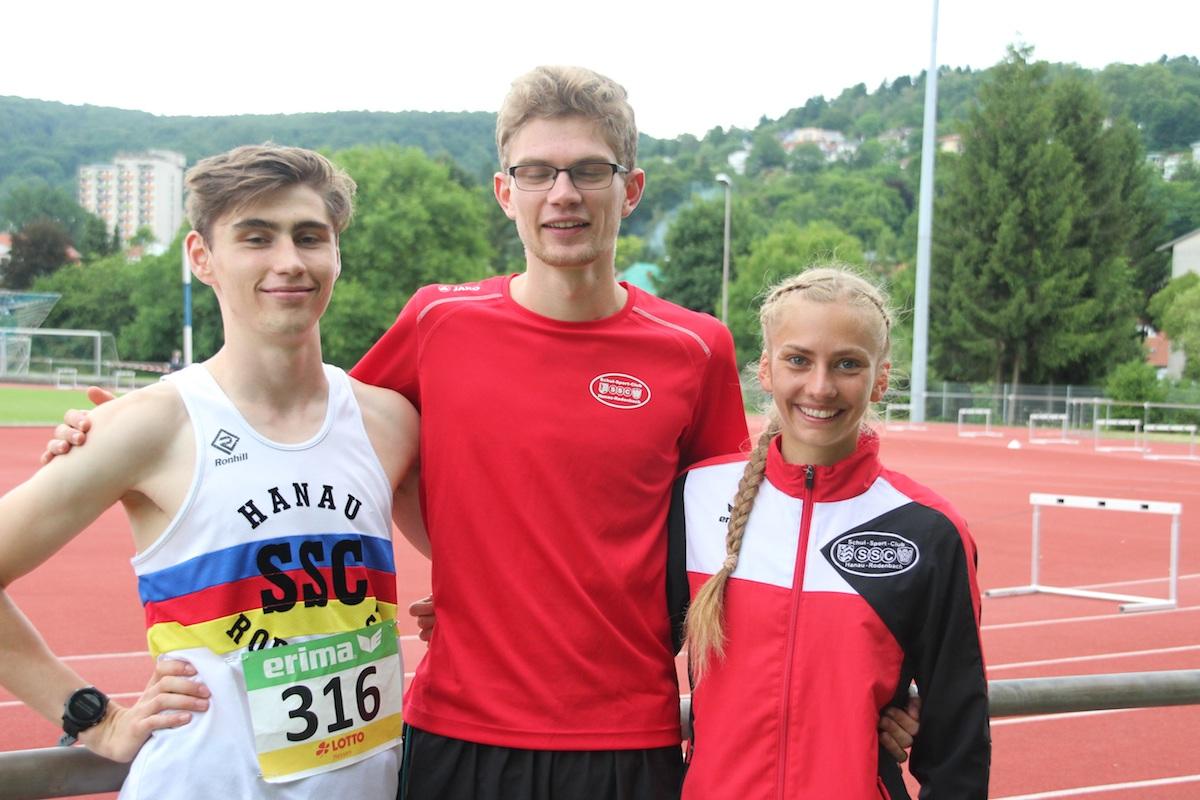 DM in Braunschweig mit Oed, Hild und Abele