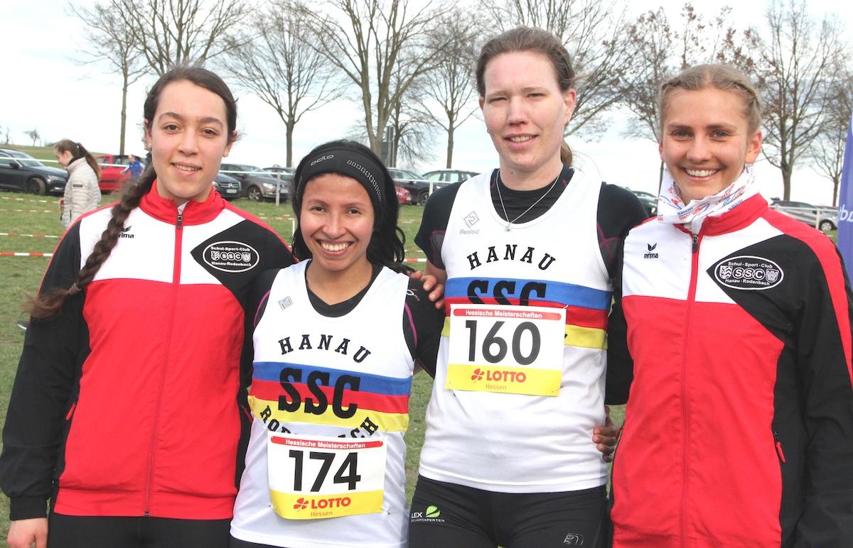 Lisa Oed führt SSC-Mannschaft zu Gold
