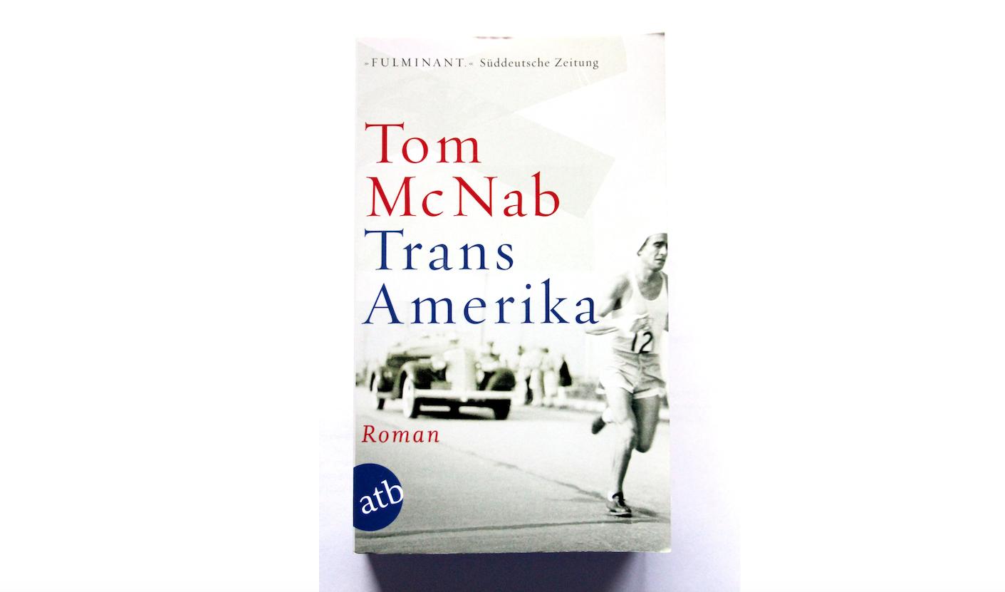 Tom McNab:  Trans Amerika