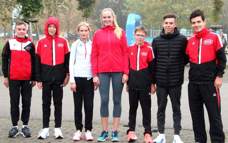 Tristan Kaufholds fünfte DLV-Bestzeit                Junioren führen deutsche Rangliste an