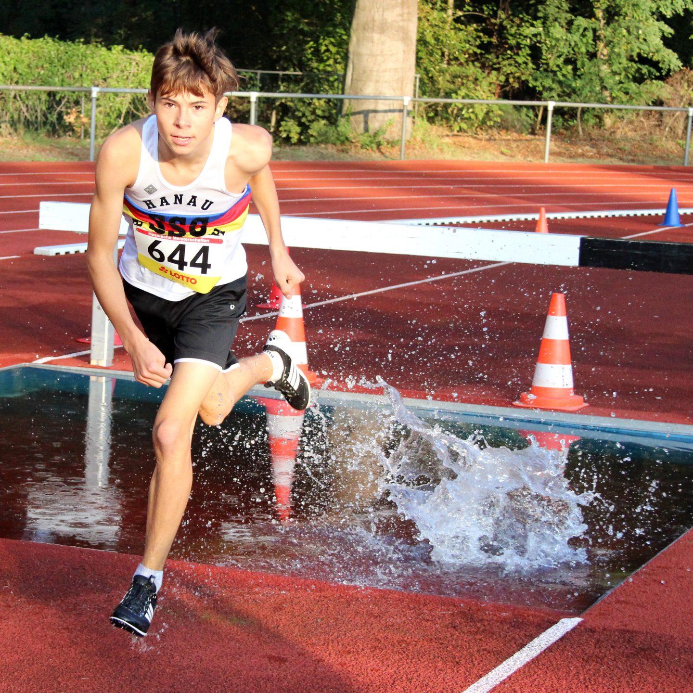 Tristan Kaufhold DLV-Spitze 14-jähriger SSC-Läufer dominiert Deutschlands Langstrecken